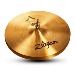 "Prato Chimbau 14"" Zildjian A Series New Beat Hi-Hat"
