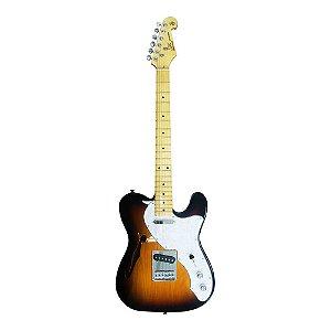 Guitarra Tele SX Thinline SB