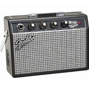 Amplificador Fender Guit Mini Twin