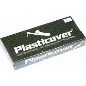 Palheta Rico Plasticover Soprano 3