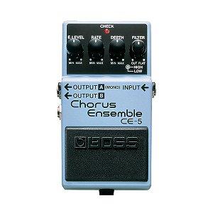 Pedal Guitarra Boss Chorus CE 5