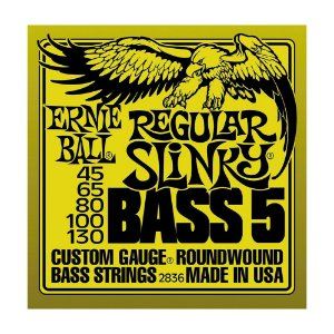 Encordoamento Ernie Ball C Baixo 5c 0.45 2836