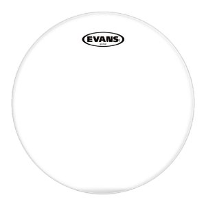 """Pele Transparente Tom 10"""" Evans Genera G2"""