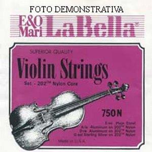 Encordoamento La Bella Violão 0.12 7 Gps