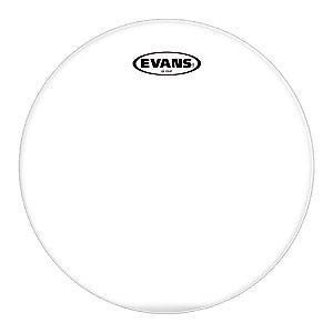 """Pele Transparente Tom 12"""" Evans Genera G2"""