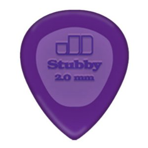 Palheta Dunlop Stubby Medium