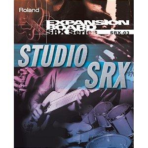 Placa Roland Srx 3