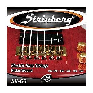 Encordoamento Strinberg C Baixo 6c 0.30 Sb 60