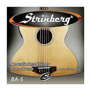 Encordoamento Strinberg C Baixo 5c 0.40 Ba 5