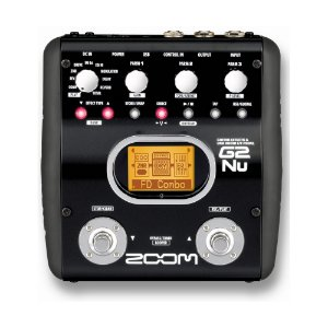 Pedaleira Guitarra Zoom G2 NU