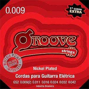 Encordoamento Groove Guit .009 Gs2