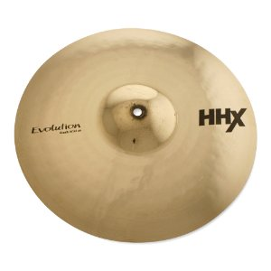 "Prato Ataque 16"" Sabian Evolution Crash HHX 1606 EB"