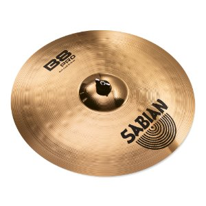 "Prato Ataque 18"" Sabian Rock Crash B8 PRO 1809"