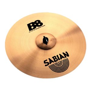 Prato Sabian Medium Crash B8 1808
