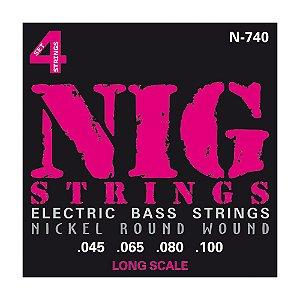 Encordoamento Nig C Baixo 0.45 4c N-740