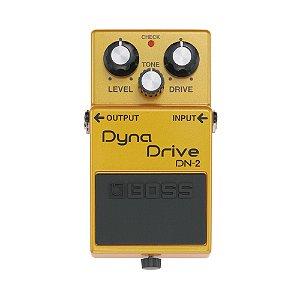 Pedal Guitarra Boss Dyna Drive DN 2