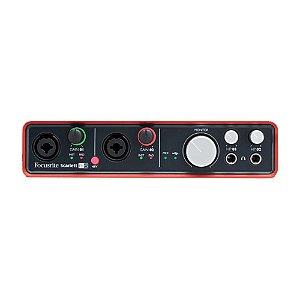 Interface Focusrite Scarlet 6i6