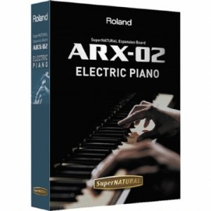 Placa Expansão Roland Arx 02