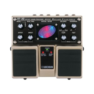 Pedal Guitarra Boss RT 20 Rotary Sound Processador