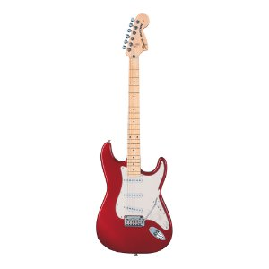 Guitarra Strato Squier by Fender Squier Standard Stratocaster Candy Apple Red