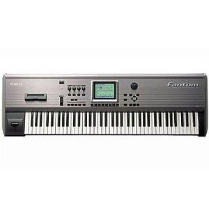 Sintetizador Roland Fantom Fa 76