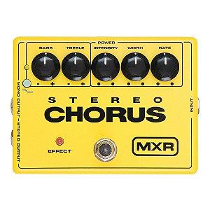 Pedal Dunlop Guit Stereo Chorus M 134