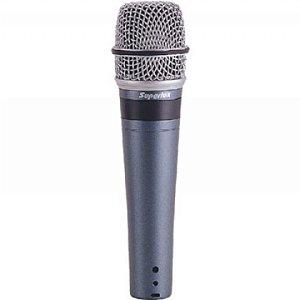 Microfone Superlux Mão Pro 258
