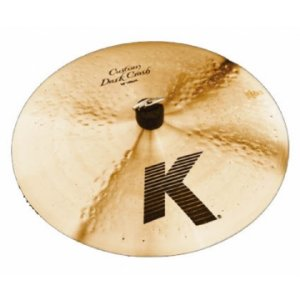 Prato Zildjian K Custom Dark Crash 16