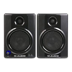Monitor Estúdio M-Audio Studiophile AV 40 (Par)