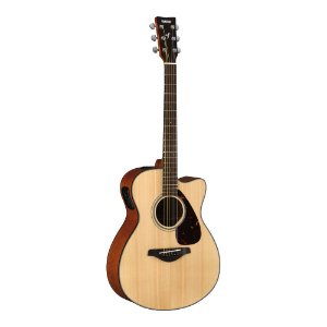 Violão Folk Yamaha FGX 720 SCA