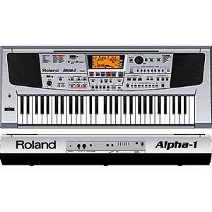 Teclado Roland Alpha 1