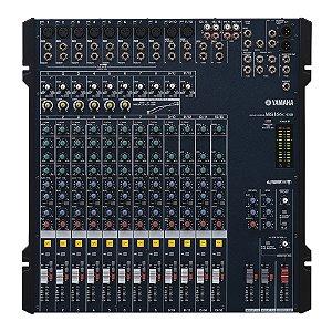 Mesa Analógica Yamaha MG 166 C USB