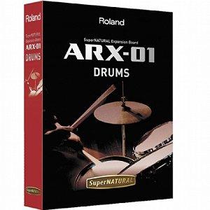 Placa Expansão Roland ARX 01