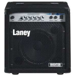 Combo Contrabaixo Laney RB 1