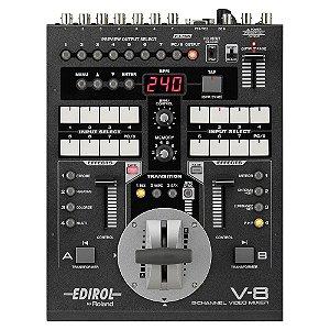 Mixer Vídeo Roland Edirol V8