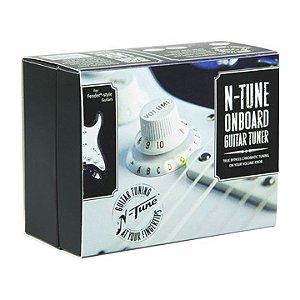 Afinador N-TUNE para Guitarra Strato