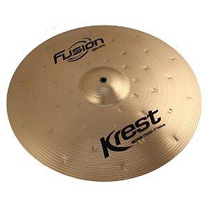 """Prato Ataque 17"""" Krest Fusion Series Medium Crash"""