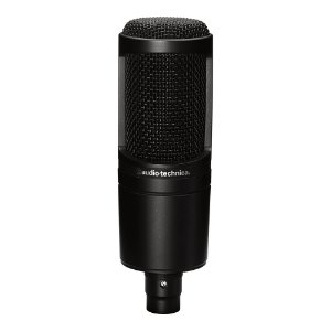 Microfone Audio-Technica Estudio AT 2020