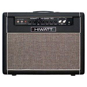 Combo Hiwatt Guitarra HGS50C