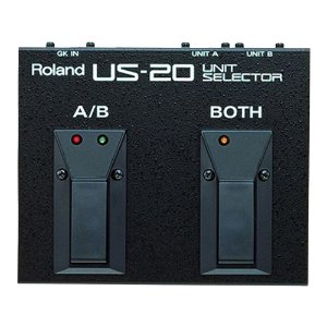 Pedal Guitarra Roland Seletor US 20 Footswitch