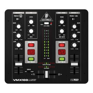 Mixer Behringer VMX 100 USB