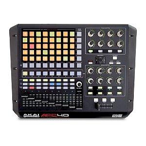 Controlador MIDI Akai APC 40