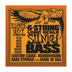 Encordoamento Ernie Ball C Baixo 6c 0.32 2838