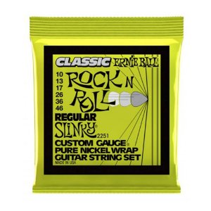 Encordoamento Ernie Ball Guit 0.10 2251