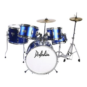 Bateria Infantil Dolphin Baby 2