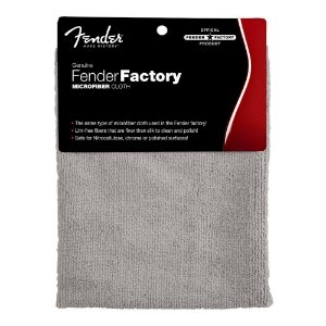 Flanela Microfibra Fender Parts Genuine Factory