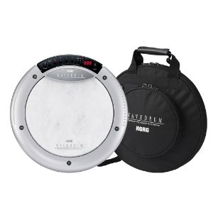 Módulo de Percussão Korg Wavedrum WD X com bag