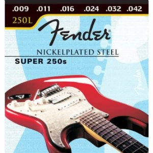 Encordoamento Fender Guit 0.09 250 S