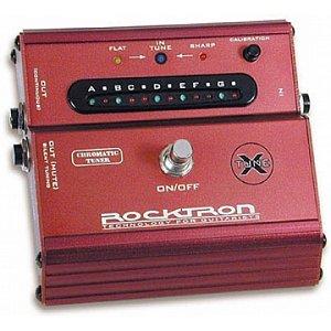 Pedal Rocktron x Tune Afinador