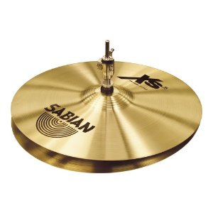 "Prato Chimbau 14"" Sabian Medium Hats XS 1402 B"